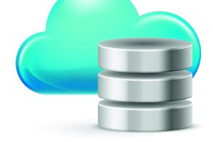 16955087_-_cloud_computing_and_database._illustration_on_white