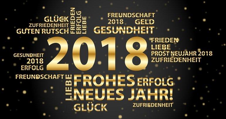 Wir wünschen Ihnen - Alles Gute für das neue Jahr - Beschaffung aktuell