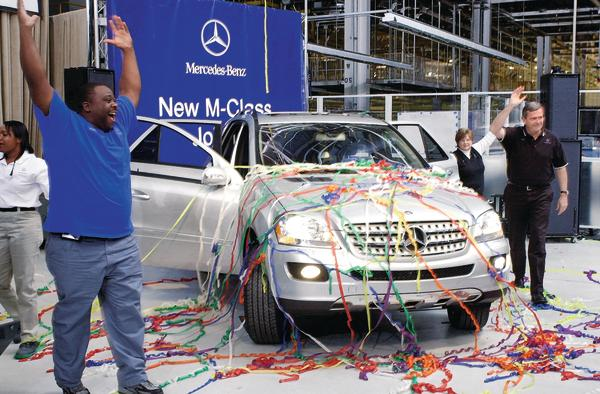 Beschaffungsmarkt usa gro er markt mit hindernissen for Mercedes benz tuscaloosa jobs