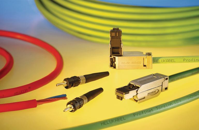 Anforderungen von Industrie 4.0 an elektrische Leitungen ...