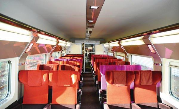 Neue Generation der Thalys-Züge - Mehr Komfort für Deutschland ...