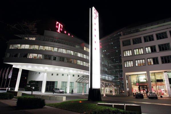 Nachhaltigkeit Im Einkauf Der Deutschen Telekom Leuchtendes
