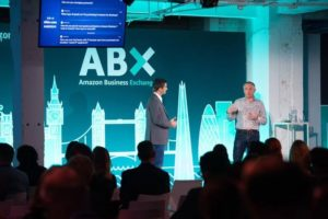 ABX - die Veranstaltung von Amazon Business