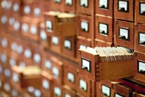 10438449_-_database_concept._vintage_cabinet._library_card_or_file_catalog.