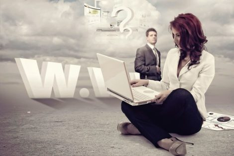 21884163_-_man_and_businesswomen_outside_working_with_cloud_computing.all_elements_can_be_found_in_my_portfolio