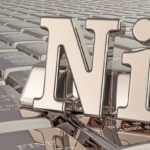 Nickel_ingots_background_with_Ni_symbol._3D_rendering