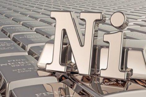 Nickel_ingots_background_with_Ni_symbol._3D_rendering
