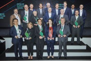 Daimler Supplier Award 2020