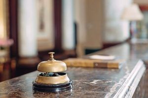 Shot_of_a_Desk_Bell_in_hotel