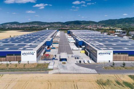Nachhaltige Multi-User-Logistik nach Maß