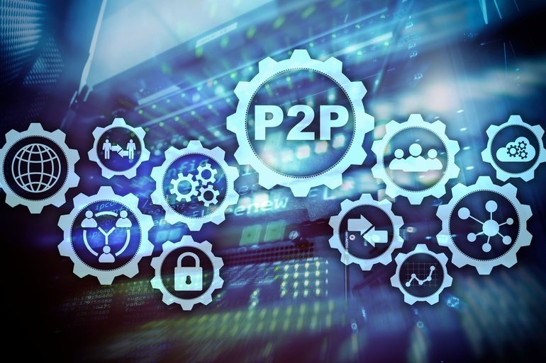 Peer_to_peer._P2P_on_the_virtual_screen_with_a_server_room_background