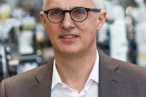 Geschäftsführer Olaf Tünkers