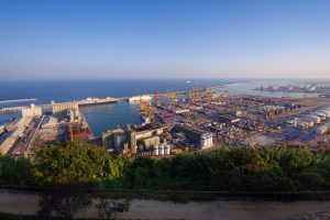 port_of_Barcelona._Spain,_sea_view