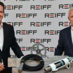 Alec und Hubert Reiff