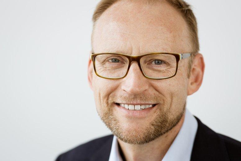 Rolf Zimmer ist Mitgründer von riskmethods, München