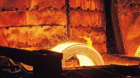 Der Stahlpreis ist gestiegen.