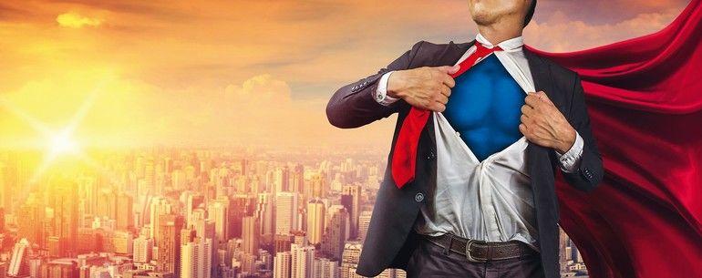 Agilität bedeutet, dass aus Einkäufern Superhelden werden.