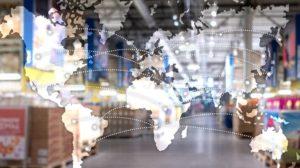 Map_Global_Logistics_Partnership._Import_Export_concept