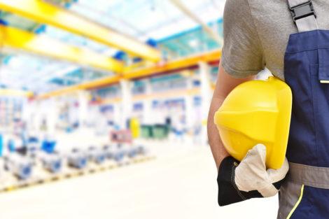 Betriebseinrichtug ist eine wichtige Warengruppe.