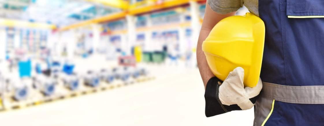Industrieblick Betriebsausstattung Betriebsbedarf