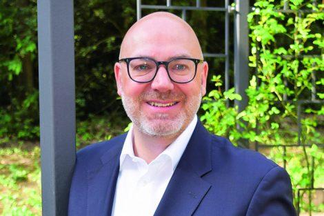 Prof Dr. Raimund Klinkner, der ehemalige Vorstandsvorsitzende der BVL.