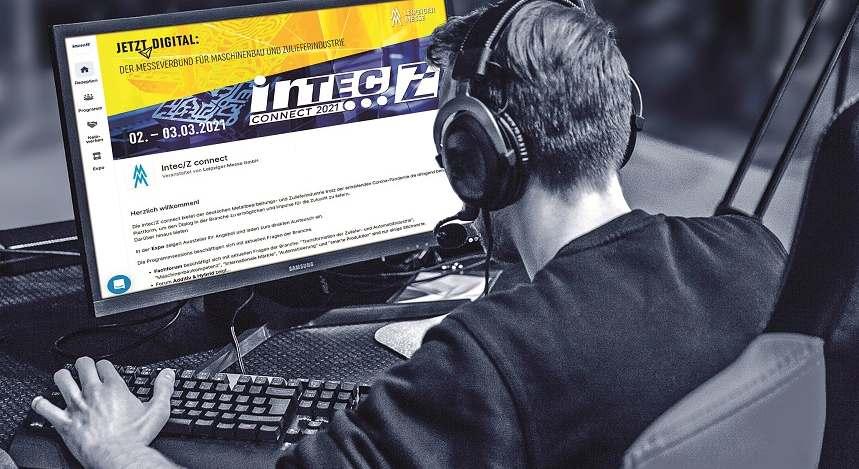 Messe Z/Intec connect findet digital statt