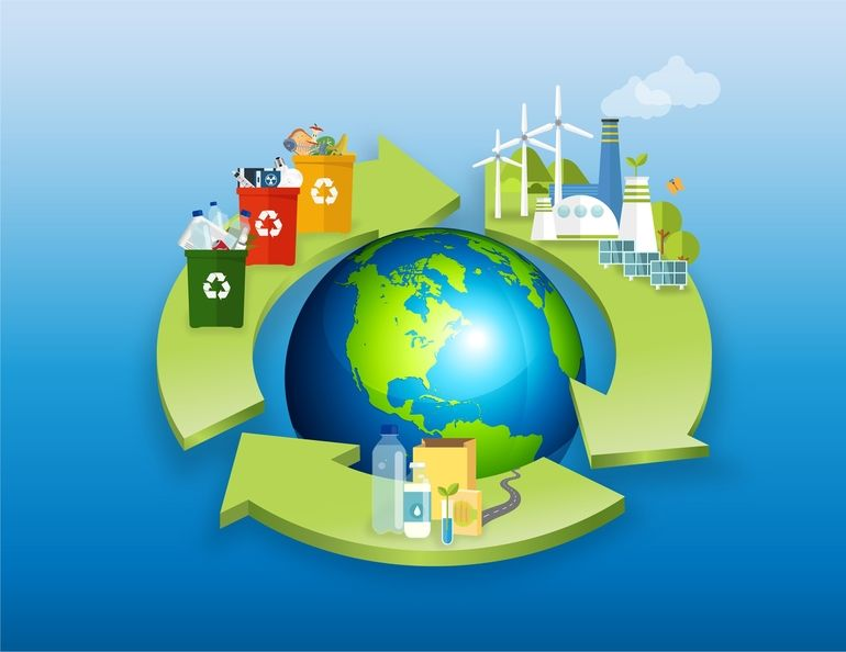circular_economy._product_is_recycled._management_concept._-_Vector